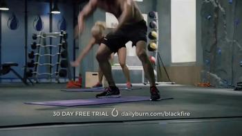Daily Burn TV Spot, 'Black Fire' Featuring Bob Harper - Thumbnail 3
