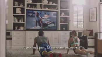 Daily Burn TV Spot, 'Black Fire' Featuring Bob Harper - Thumbnail 8