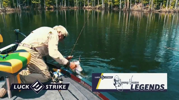 Luck E Strike TV Spot, 'American Tradition' Featuring Jimmy Houston - Thumbnail 6