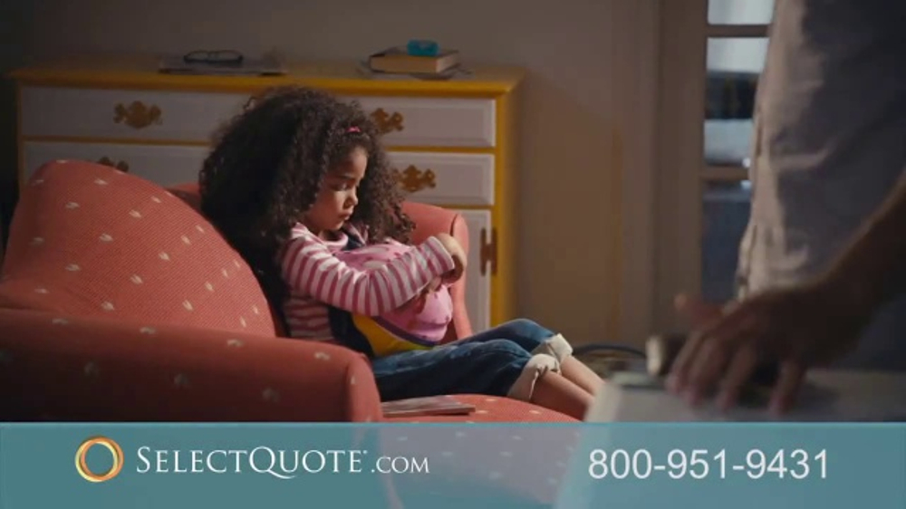 Select Quote Whole Life Insurance Magnificent Select Quote Tv Commercial 'promise'  Ispot.tv