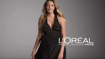 L'Oreal True Match TV Spot, 'Story Behind My Skin' Featuring Blake Lively - Thumbnail 1
