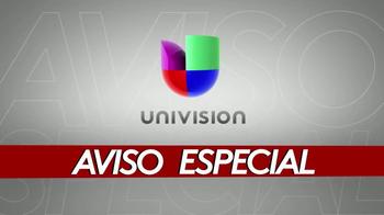 Univision TV Spot, 'Imagínate no poder ver Univision' [Spanish] - Thumbnail 6