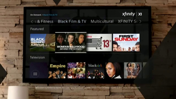 XFINITY On Demand TV Spot, 'Black Film and TV Collection' - Thumbnail 7