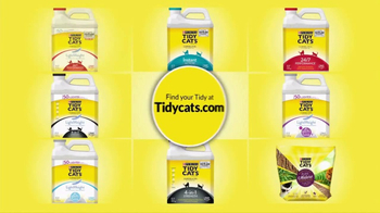 Purina Tidy Cats LightWeight With Glade TV Spot, 'The Power of Pleasant' - Thumbnail 9