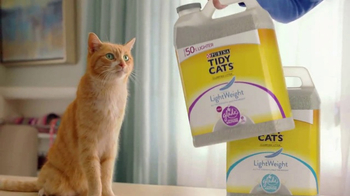 Purina Tidy Cats LightWeight With Glade TV Spot, 'The Power of Pleasant' - Thumbnail 5