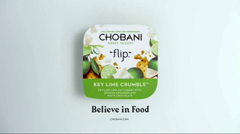 Chobani Flip Key Lime Crumble TV Spot, 'Snack' - Thumbnail 5