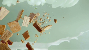 Chobani Flip Key Lime Crumble TV Spot, 'Snack' - Thumbnail 3