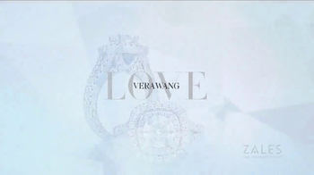 Zales Vera Wang LOVE Collection TV Spot, 'Love Is' - Thumbnail 10