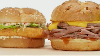 Arby's 2 for $5 Mix 'N Match TV Spot, 'Two by Two' - Thumbnail 3