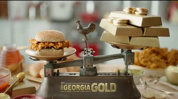 KFC Georgia Gold TV Spot, 'Jealous' - 3217 commercial airings