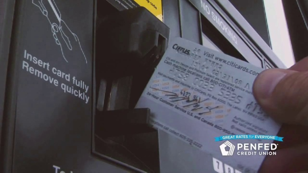 PenFed TV Commercial, 'Great Credit Cards' - Video