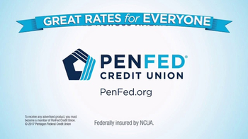 PenFed TV Spot, 'Great Credit Cards' - Thumbnail 10