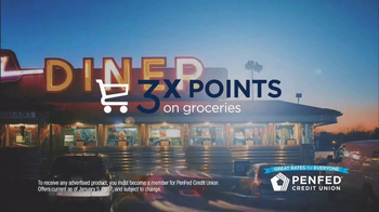 PenFed TV Spot, 'Great Credit Cards' - Thumbnail 6