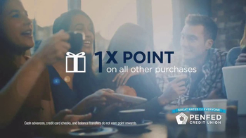 PenFed TV Spot, 'Great Credit Cards' - Thumbnail 7
