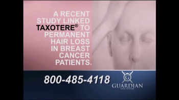 Guardian Legal Network TV Spot, 'Breast Cancer Patients' - Thumbnail 2