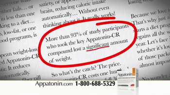 Appatonin CR TV Spot, 'The Truth About Losing Weight' - Thumbnail 5