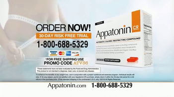 Appatonin CR TV Spot, 'The Truth About Losing Weight' - Thumbnail 7