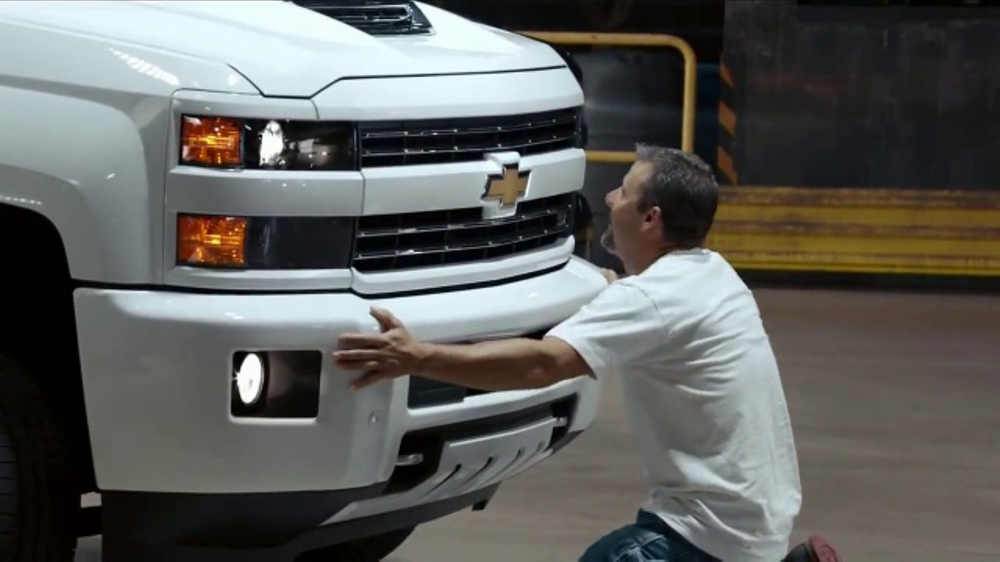 2017 Chevrolet Silverado TV Spot, Meet the Silverado Special Editions [T1] - Screenshot 9