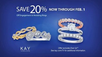Kay Jewelers TV Spot, 'The Perfect Ring'