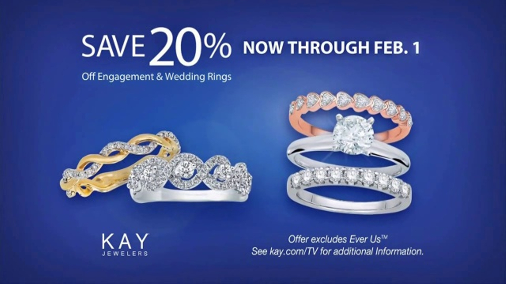 Kay Jewelers TV Commercial, \'The Perfect Ring\' - iSpot.tv