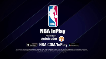 NBA InPlay TV Spot, 'Pick Your Players' - Thumbnail 6