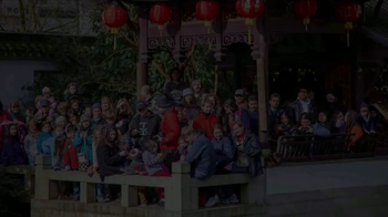 Lan Su Chinese Garden TV Spot, 'Chinese New Year: Year of the Rooster' - Thumbnail 1