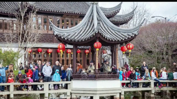 Lan Su Chinese Garden TV Spot, 'Chinese New Year: Year of the Rooster' - Thumbnail 3