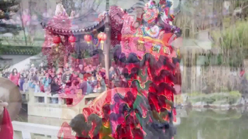 Lan Su Chinese Garden TV Spot, 'Chinese New Year: Year of the Rooster' - Thumbnail 5