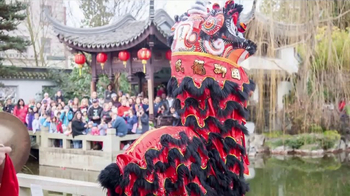 Lan Su Chinese Garden TV Spot, 'Chinese New Year: Year of the Rooster' - Thumbnail 6