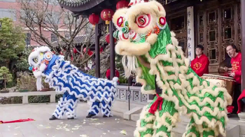 Lan Su Chinese Garden TV Spot, 'Chinese New Year: Year of the Rooster' - Thumbnail 7