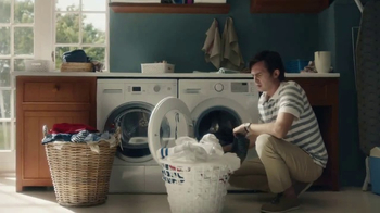 Tide PODS Plus Downy TV Spot, 'Lost Socks'