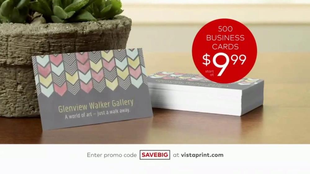 Vistaprint Semi-Annual Sale TV Commercial, \'It\'s Time\' - iSpot.tv