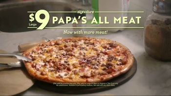 Papa Murphy's All Meat Pizza TV Spot, 'Murphy's Law' - Thumbnail 10