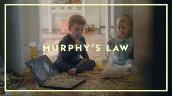 Papa Murphy\'s All Meat Pizza TV Spot, \'Murphy\'s Law\'
