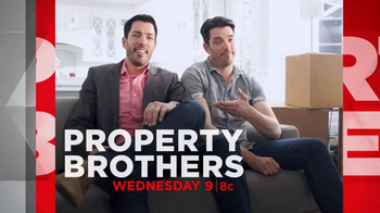 Dish Network Move-In Deal TV Spot, 'HGTV: Property Brothers Sofa' - Thumbnail 8