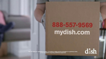 Dish Network Move-In Deal TV Spot, 'HGTV: Property Brothers Sofa' - Thumbnail 3