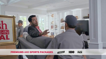 Dish Network Move-In Deal TV Spot, 'HGTV: Property Brothers Sofa' - Thumbnail 4