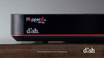 Dish Network Move-In Deal TV Spot, 'HGTV: Property Brothers Sofa' - Thumbnail 5