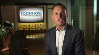 Footglove PF TV Spot, 'Foot Pain Relief' Featuring Kevin Harrington - 5 commercial airings