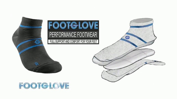 Footglove PF TV Spot, 'Foot Pain Relief' Featuring Kevin Harrington - Thumbnail 3