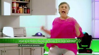 Xoom TV Spot, '¡Lupe ya le envía un dinerito a su mamá!' [Spanish]