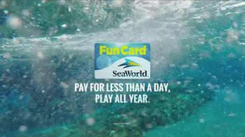 SeaWorld Fun Card TV Spot, 'New Exhibits Opening' - Thumbnail 8