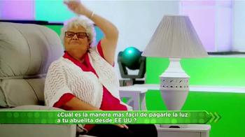Xoom TV Spot, '¡Págale la luz a tu abuelita con Xoom!' [Spanish] - Thumbnail 2