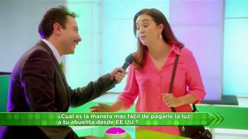 Xoom TV Spot, '¡Págale la luz a tu abuelita con Xoom!' [Spanish] - Thumbnail 3