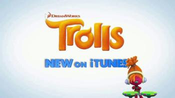 Trolls Home Entertainment TV Spot - Thumbnail 1