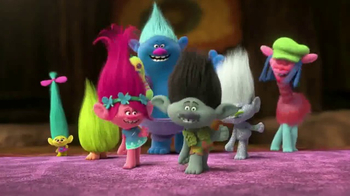 Trolls Home Entertainment TV Spot
