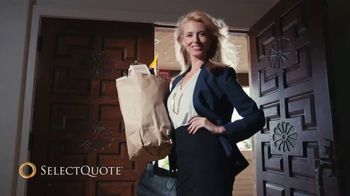 Select Quote TV Spot, 'Super Mom to the Rescue' - Thumbnail 4