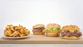 Arby's TV Spot, 'Mix 'n Match Is Back' - 1126 commercial airings