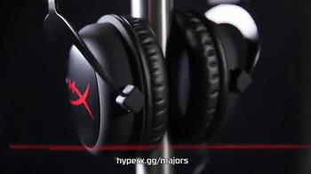 HyperX Headsets TV Spot, 'Majors' - Thumbnail 4
