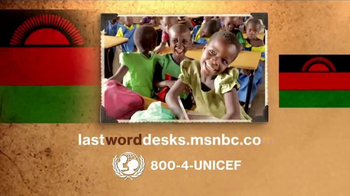 UNICEF K.I.N.D. Project TV Spot, 'Thank You from MSNBC: New Hope' - Thumbnail 8